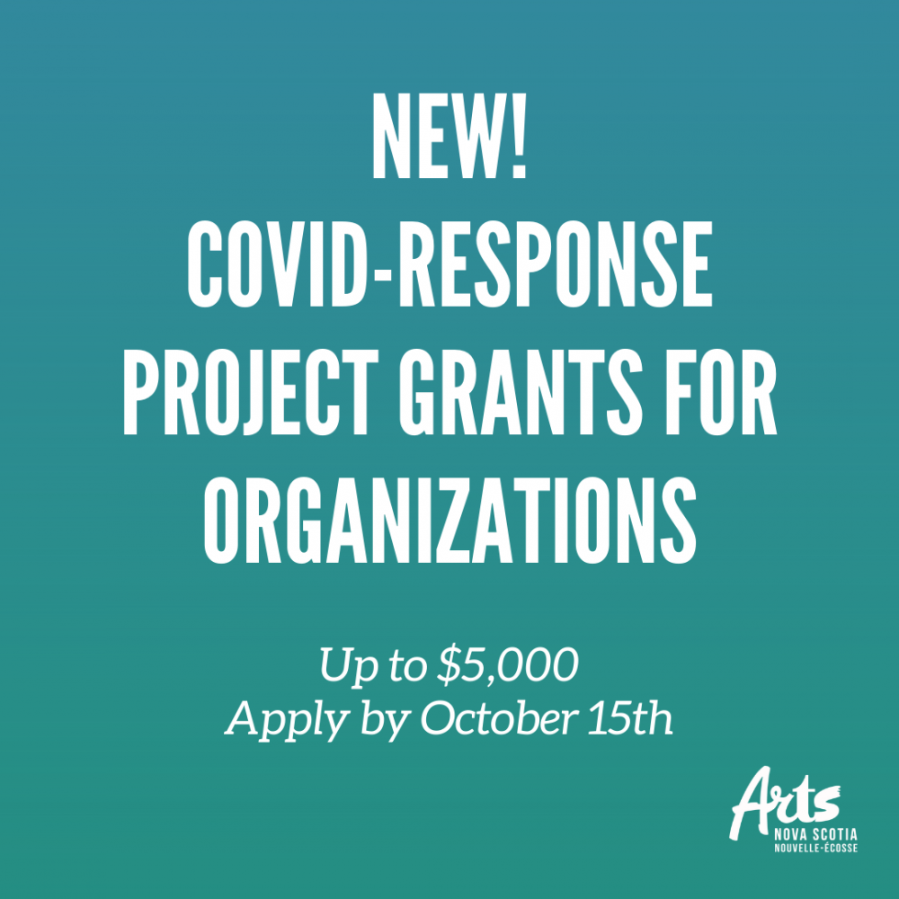 Covid-Response Project Grants for Organizations