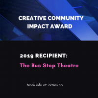 Creative Community Impact Award Winner