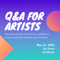 Q&A for Artists